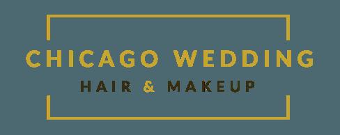 Windy City Glam: Chicago Wedding Hair & Makeup