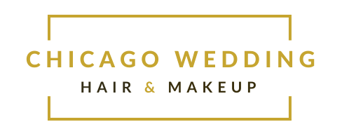 Windy City Glam Chicago Wedding Hair